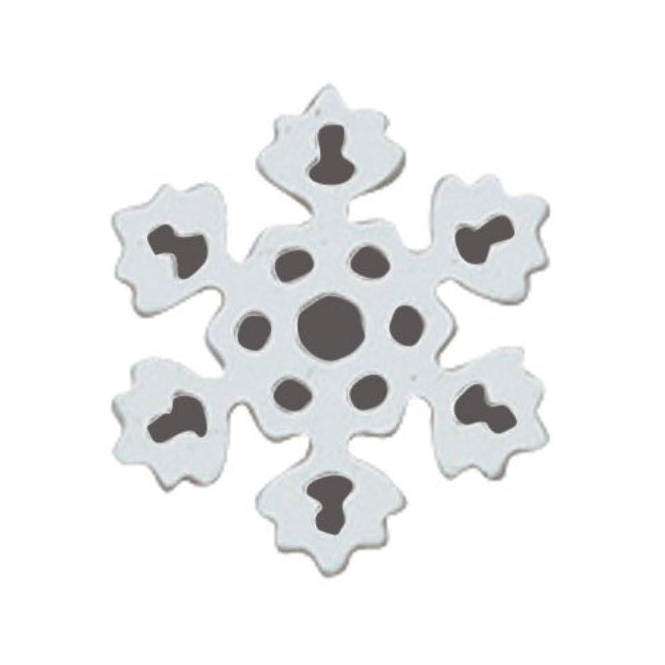 逸話酸化する中断リトルプリティー ネイルアートパーツ PWスノーホワイト S 10個