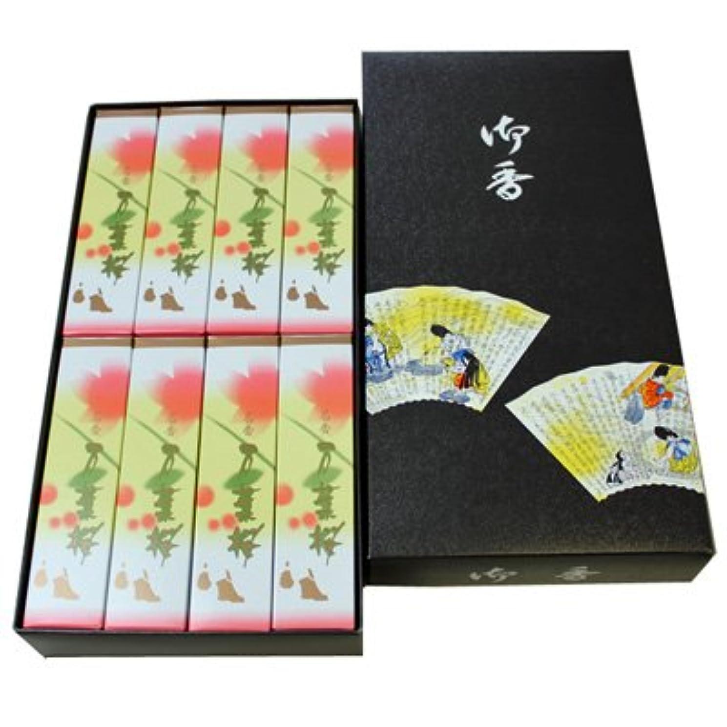 ワーディアンケース海藻設計図万葉桜セット 贈り物用 贈答用 ギフト用 お線香