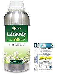Caraway (Carum carvi) 100% Natural Pure Essential Oil 1000ml/33.8fl.oz.