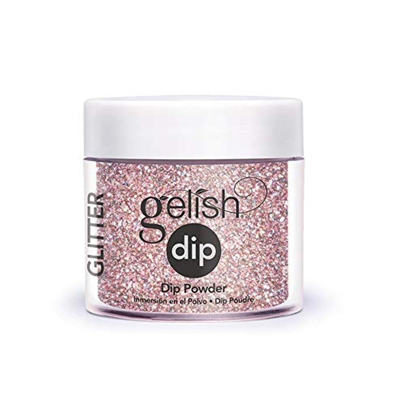 苦味キッチン哲学Harmony Gelish - Acrylic Dip Powder - Sweet 16 - 23g / 0.8oz