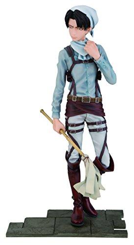 進撃の巨人 DXF お掃除リヴァイ attack on titan Levi フィギュア グッズ アニメ プライズ バンプレスト