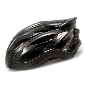 【037】超軽量ジャパンフィットO-cle自転車ヘルメット ブラックS~Mサイズ