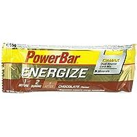PowerBar Energize Bar チョコレート 25本入り PBE4P