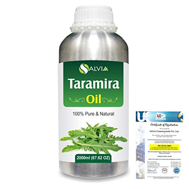 Taramira (Brassica napus) 100% Natural Pure Essential Oil 2000ml/67 fl.oz.