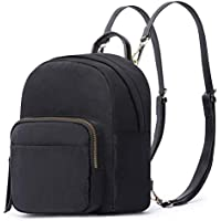 HaloVa Women's Backpack, Mini Shoulders Bag, Multifunction Daypack Satchel Crossbody Bag for Girls Lady