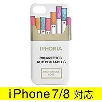 IPHORIA(アイフォリア) Case Cigarettes I PHONE 7/8ケース アイフォン7/8ケース スマホケース 14290 0001 [並行輸入品]