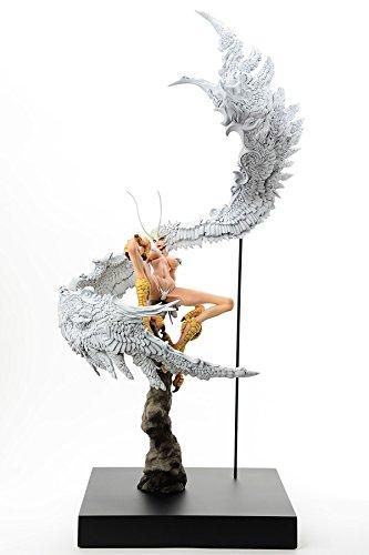 デビルマン シレーヌ ~恍惚の妖鳥~ ノンスケール エクセレントレジン製 塗装済み完成品 フィギュア