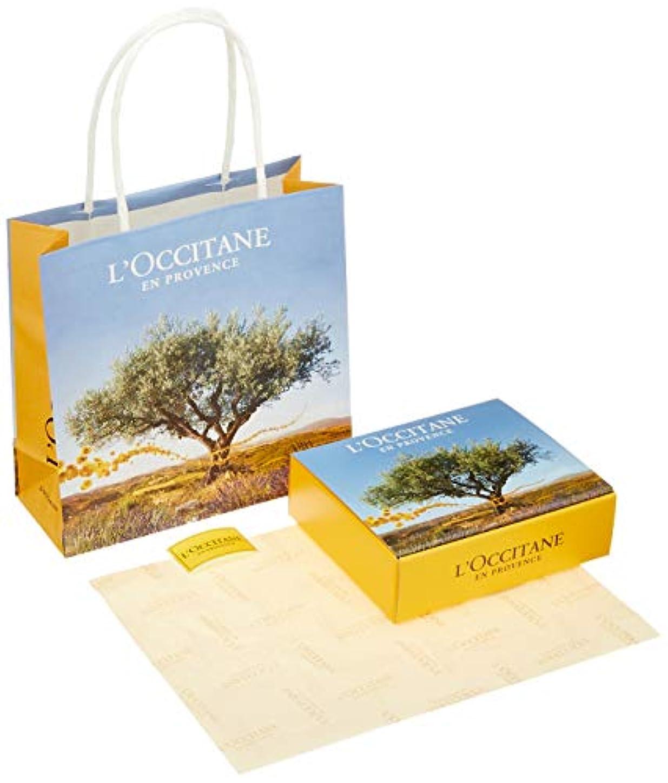 簿記係贈り物パーティーロクシタン(L'OCCITANE)  セルフラッピングキット XS
