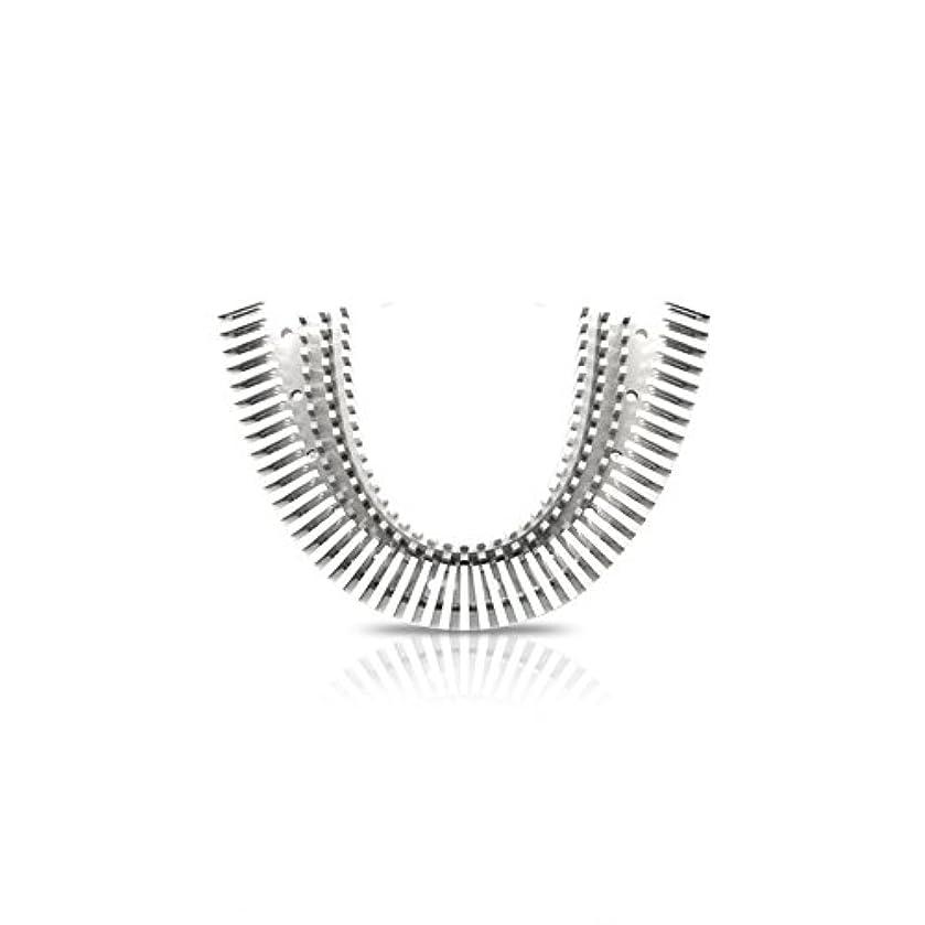 IPO 360°音波歯ブラシのブラシヘッド 抗菌シリコン製 単品 付属品 怠け者に最適