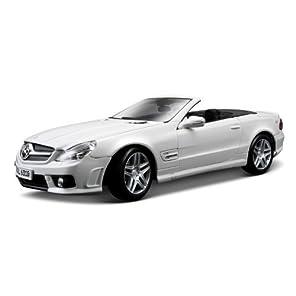 おもちゃ Maisto マイスト 1:18 scale スケール Mercedes-Benz SL63 AMG Diecast ダイキャスト Vehicle (Colors May Vary) レプリカ ミニチュア ミニカー 模型 車 飛行機 人形 [並行輸入品]
