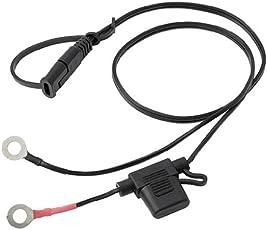 (STRAIGHT/ストレート) O型端子コネクター(17-114バッテリー充電器用) 17-1141