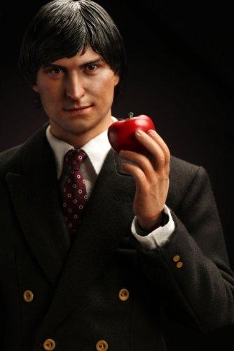 日本未発売 Steve Jobs 若いスティーブジョブズ フィギュア スーツ姿バージョン 超リアル1/6スケール塗装済み完成品