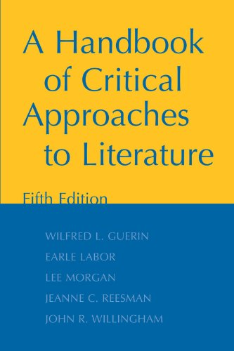 critical literature Think of a critical approach in reading literature as a prism which can be altered as with a kaleidoscope you read a text i read that text a third party reads that same text but we all wear a prism that twists how we see that text you wear th.