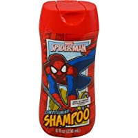 UPD マーベル スパイダーマン コンディショニングシャンプー