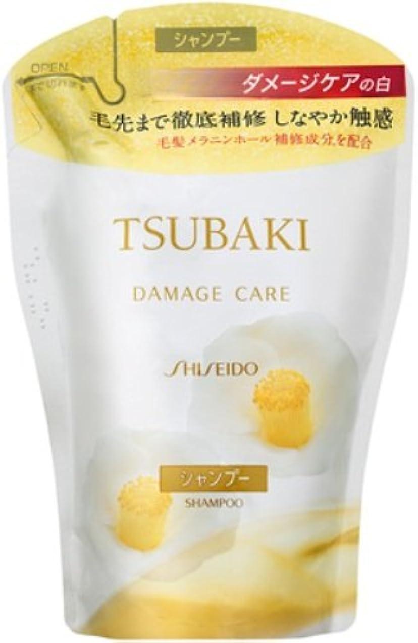 TSUBAKI ダメージケアシャンプー つめかえ用 400mL