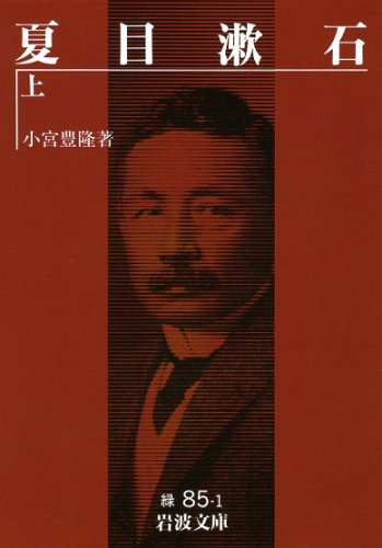 夏目漱石 上 (岩波文庫 緑 85-1)の詳細を見る