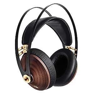 MEZE(メゼ) 99 Classics Walnut Gold 木製イヤーカップ ウォルナットゴールド 密閉型ヘッドホン M99C-WG