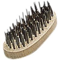 エムテートリマツ 18-0 ワイヤーブラシ 小判型 4400701