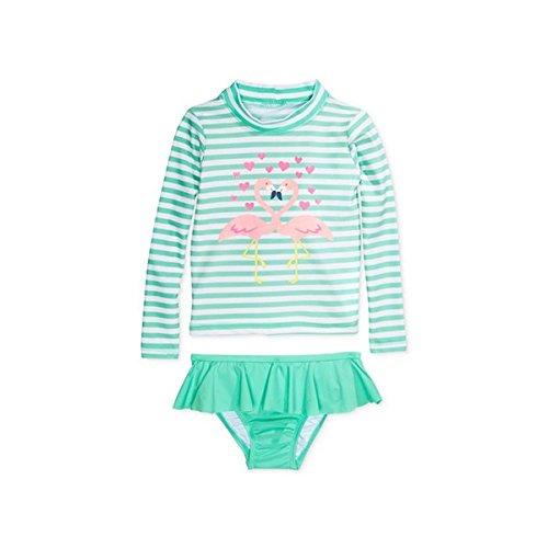[并行进口]卡特(卡特)的女孩泳衣长袖皮疹后卫泳衣