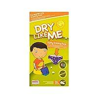 トイレトレーニングパッド1パック18 (Dry Like Me) (x 2) - Dry Like Me Toilet Training Pads 18 per pack (Pack of 2) [並行輸入品]