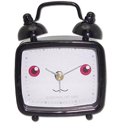 魔法少女まどか☆マギカ キュウべぇ ミニ デスク クロック