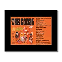 CORAL - UK Tour 2003 Mini Poster - 21x13.5cm