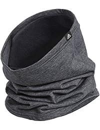 [アディダスゴルフ] ヘザーネックウォーマー DN1873 メンズ ブラック 日本 Free (Free サイズ)