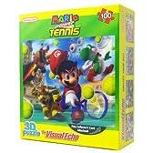 3Dパズル マリオテニス