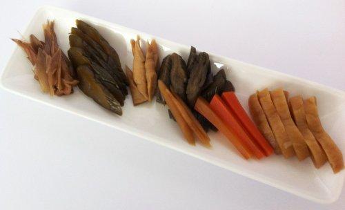 7種の野菜の食感・風味を生かして仕上げました いちふく謹製 七宝漬 270g×4袋