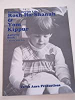 Building Jewish Life: Rosh Ha-Shanah & Yom Kippur Activity Book