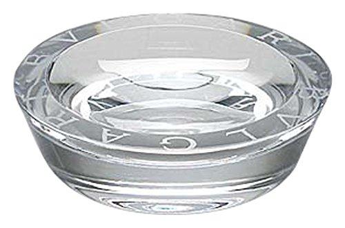 [ブルガリ] BVLGARI  「BVLGARI BVLGARI」灰皿 円型 12cm(スモール) 47502 (並行輸...