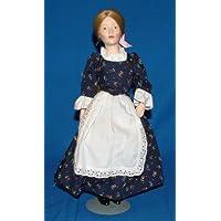 Franklin Mint家宝磁器人形 – ジェーンのNorth Carolina