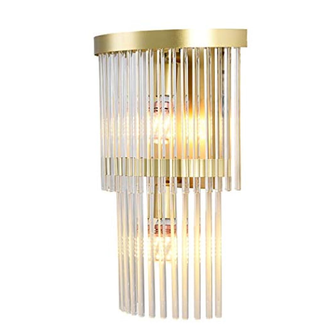 インク怖がって死ぬバーゲン北欧のポストモダンスタイルの壁取り付け用燭台ライトクリスタルガラス装飾ランプハードウェアサクションカップ通路廊下バルコニー照明、E14、(26cm * 26cm)