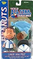 Linus from Charlie Brown Baseball Individual Figure (colors and styles vary)