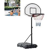 Backboardプールサイド調節可能なプールバスケットボールBackboard Rimフープシステム28