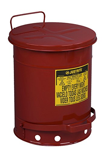 ジャストライト ジャストオイリーウエスト缶 10ガロン
