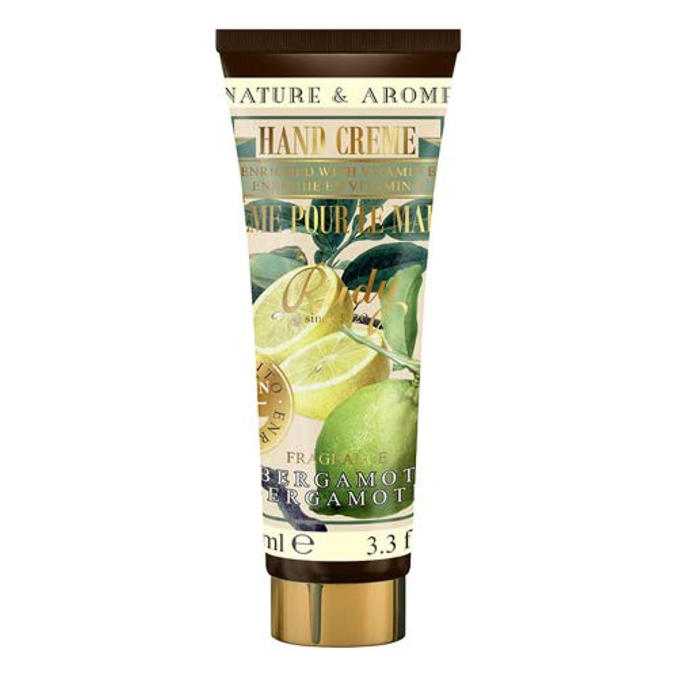 安心させるラインナップ電化するルディ(Rudy) RUDY Nature&Arome Apothecary ネイチャーアロマ アポセカリー Hand Cream ハンドクリーム Bergamot ベルガモット