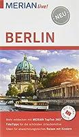 MERIAN live! Reisefuehrer Berlin: Mit Extra-Karte zum Herausnehmen