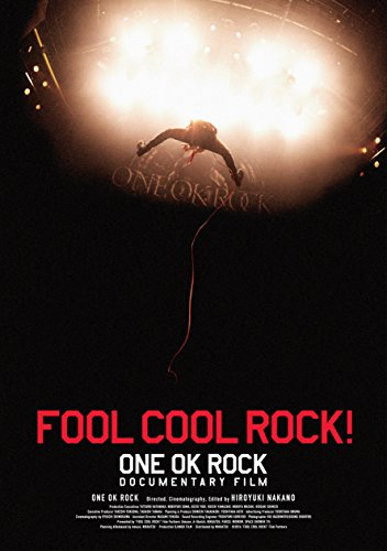 FOOL COOL ROCK! ONE OK ROCK DOCUMENTARY FILM (DVD)