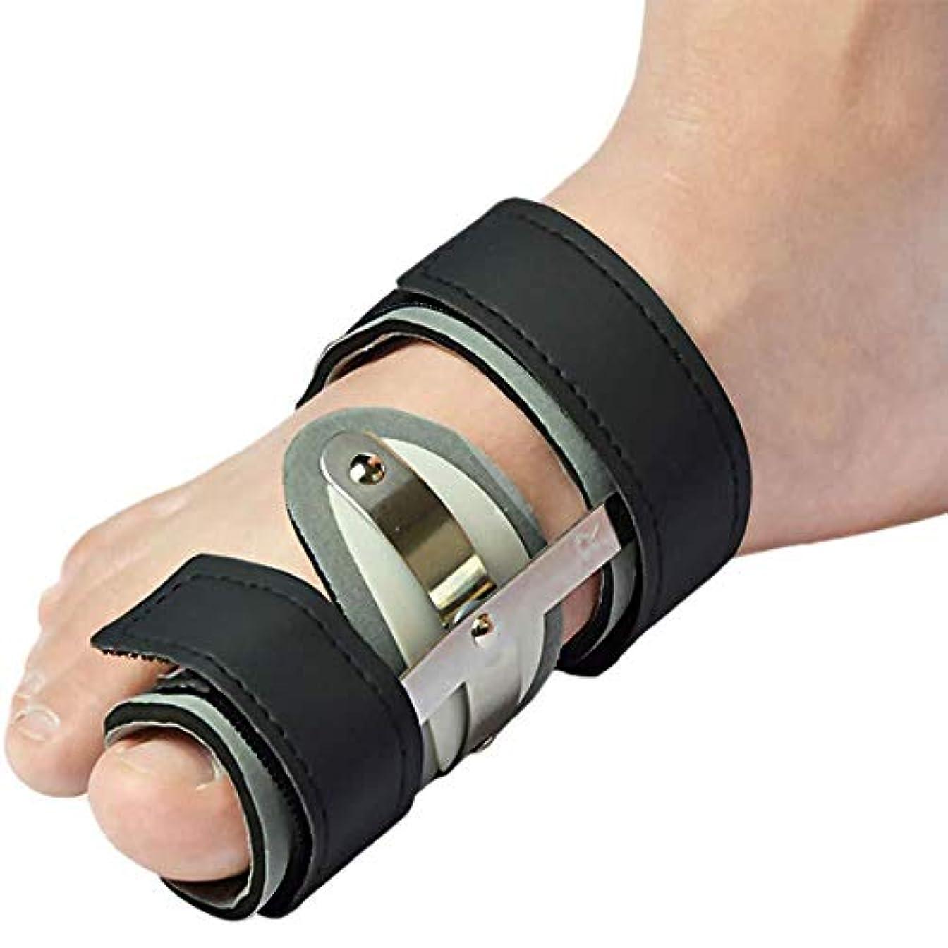 宅配便油望みつま先サポート、大きなつま先矯正、快適で ゲルつま先セパレーター、高弾性、腱膜瘤の痛みを軽減,Right Foot