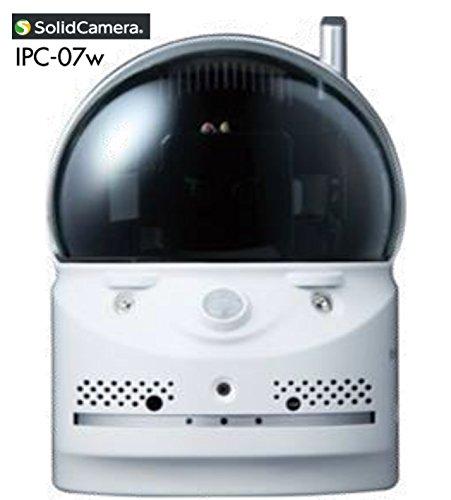 SolidCamera 100万画素(パン/チルト/暗闇対応...