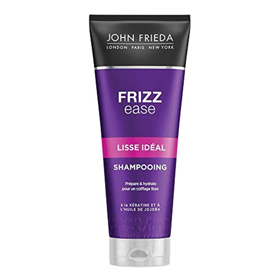 原理スパン発掘John Frieda Frizz Ease Flawlessly Straight Shampoo 250ml