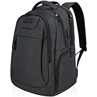 cbff0007c67 KROSER Laptop Backpack 17.3 Inch Computer Backpack School Backpack Casual  Daypack Water-Repellent Laptop Bag