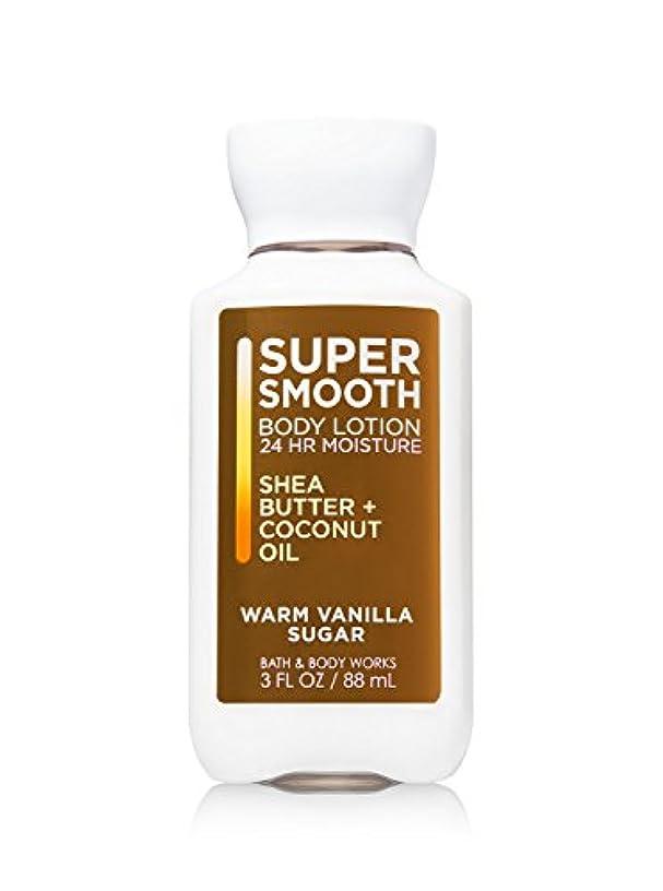 踏み台保持尾バス&ボディワークス ウォームバニラシュガー トラベルサイズ ボディローション Warm Vanilla Sugar Travel-Size Body Lotion [並行輸入品]