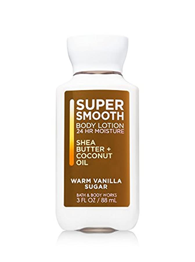 売り手社会学共役バス&ボディワークス ウォームバニラシュガー トラベルサイズ ボディローション Warm Vanilla Sugar Travel-Size Body Lotion [並行輸入品]