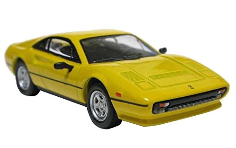 京商 フェラーリ ミニカーコレクション 8 NEO サークルK サンクス 組立てキット 1/64 308 GTB Quattrovalvole イエロー単品