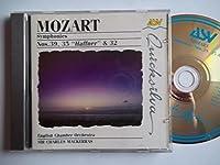 Mozart;Symphonies 32,35,39