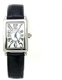 [アレサンドラオーラ]Alessandra Olla 腕時計 クォーツ式 AO-1500-18 BK レディース