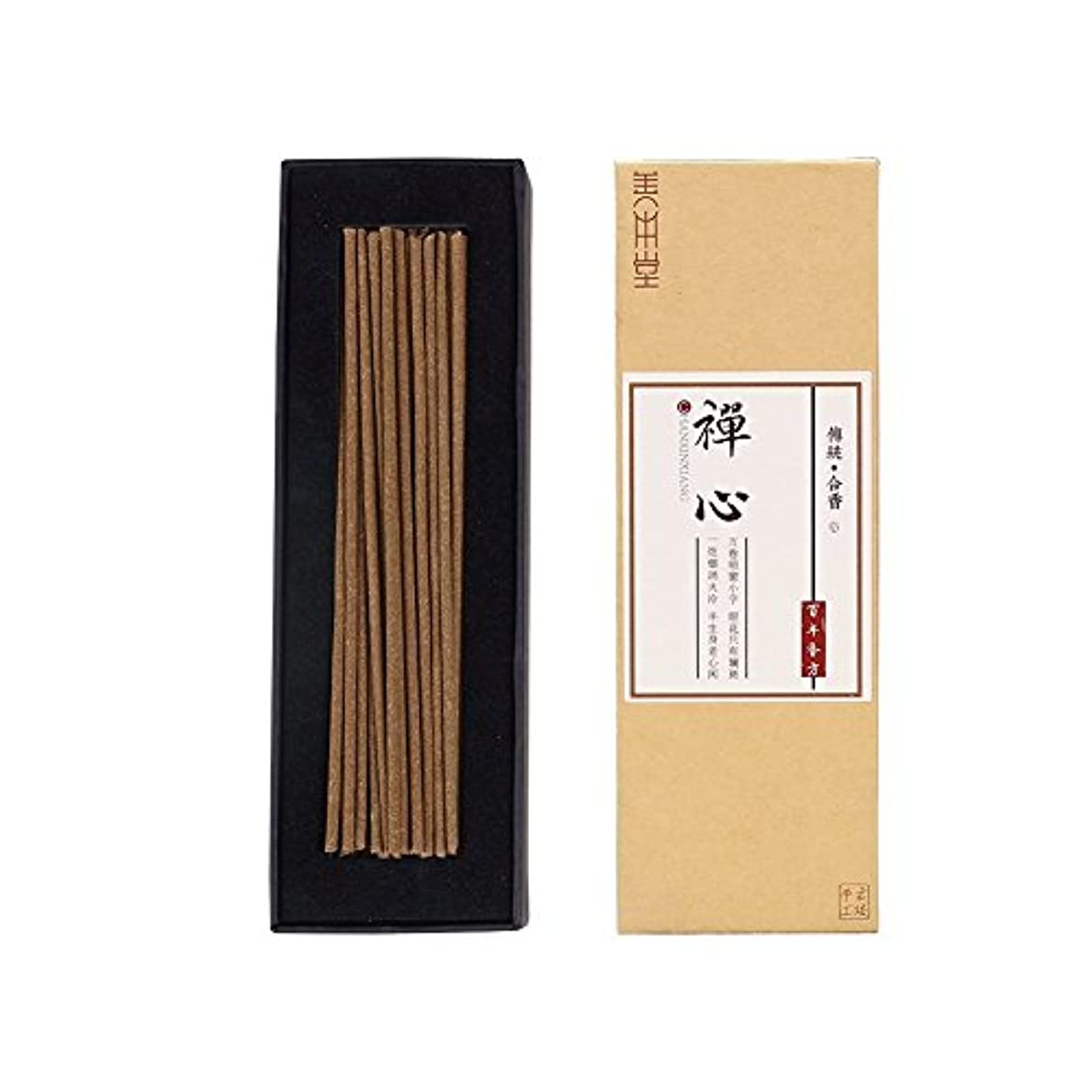 安全性故障コントローラお香 善本堂天然の手作り線香 (14cm 50本入)