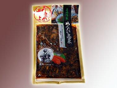町田商店 めんたい高菜 180g